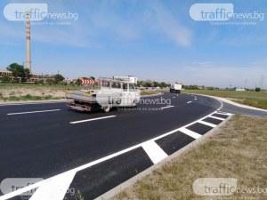 Скоро започват локалите на пътя Пловдив – Асеновград,  новият лъч на Околовръстното също напредва