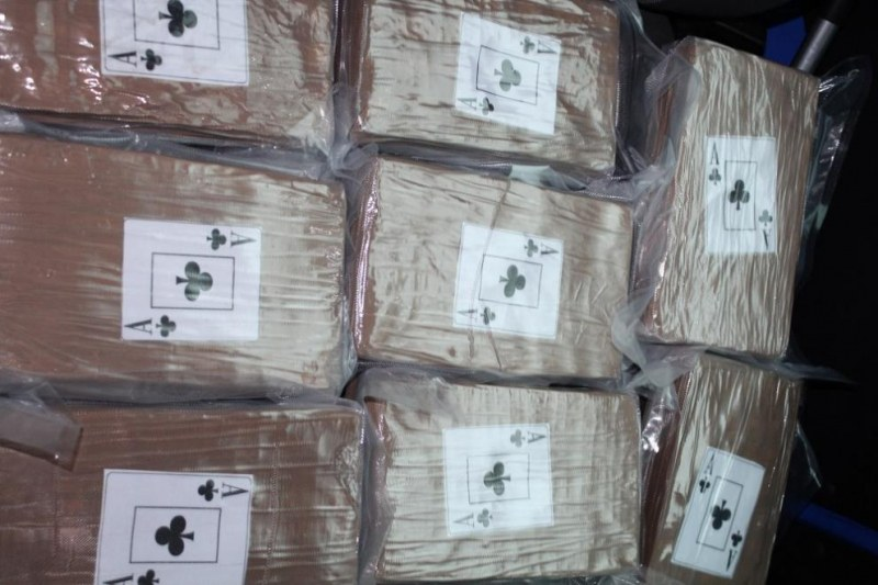 Удар! Откриха нови 250 кг кокаин в Студентски град