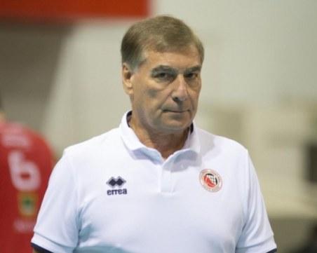 Избраха селекционер на мъжкия ни волейболен национал