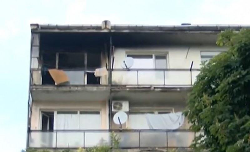 Спасените от пожара деца във Велико Търново редовно били оставяни сами
