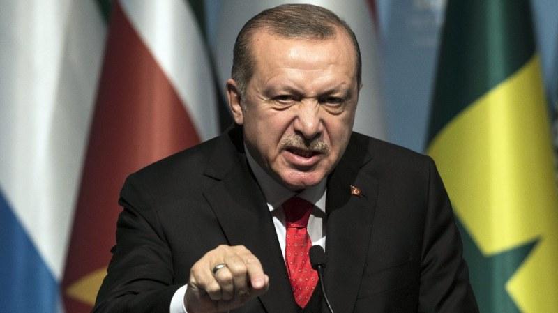 Турция с нова военна зона до границата на България