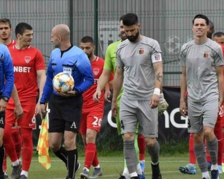 Локо Пловдив загря с победа над Царско село преди рестарта на първенството