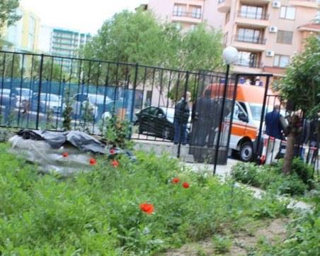 Пловдивчанинът, който уби жена си в Слънчев бряг, влезе в болница