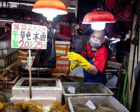 В Китай: Пазарът в Ухан не е източник, а жертва на вируса