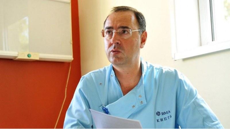 Доц. Георги Попов:Вече сме в края на пандемията в България