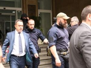 Задържаният зам.-министър остава в ареста за 72 часа
