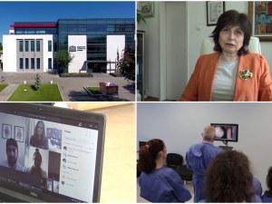 Как се става лекар чрез онлайн обучение в условията на пандемия?