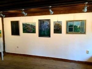 Талантите от Художествената гимназия показват изкуство в изолация в Стария град