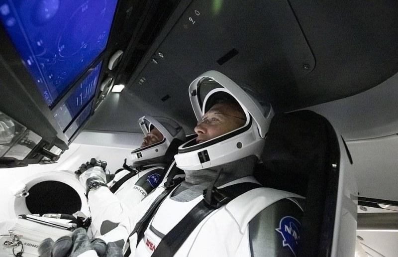 Втори опит за историческия полет на SpaceX в космоса НА ЖИВО