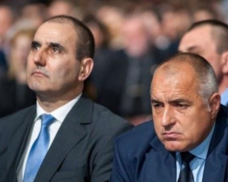 Премиерът за Цветанов: Връщането му в ГЕРБ е невъзможно