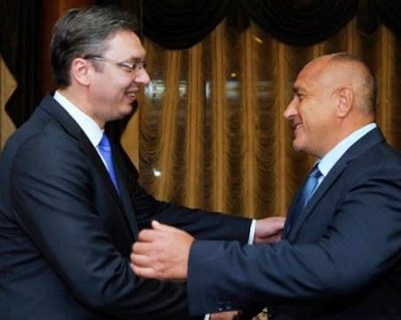 Сръбският премиер идва у нас на среща с Борисов