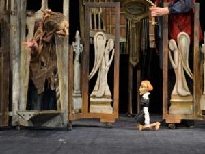 Кукленият театър в Пловдив радва малките зрители с програма на открито