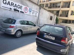 Шофьори запушиха цял паркинг в
