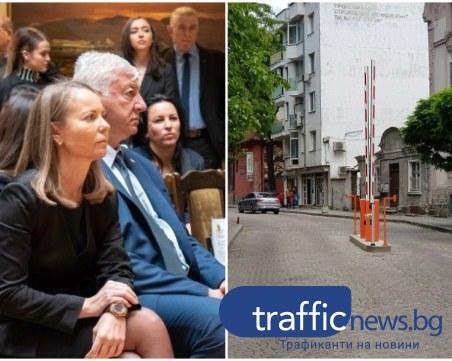 Бариерите, които скараха властта в Пловдив – фактите без емоции