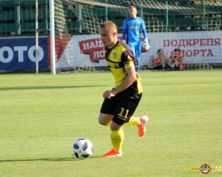 Крис Добрев се завръща в Ботев