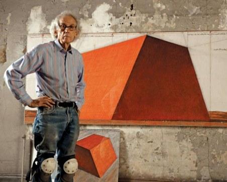 Кристо - артистът, който опакова света с изкуство