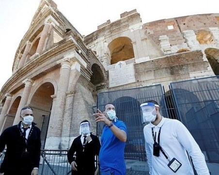 Лекари в Италия: Коронавирусът е бледа сянка на онова, което беше