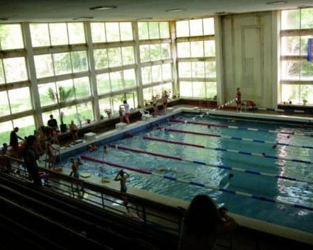 Плувни клубове: Басейн