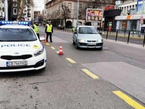 Акция в Пловдив: Глобиха близо 600 души за няколко часа