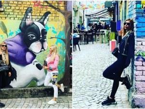 Анелия привлечена от магията на Капана в Пловдив