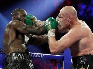 Фюри обяви нова цел - най-голямата сделка в бокса