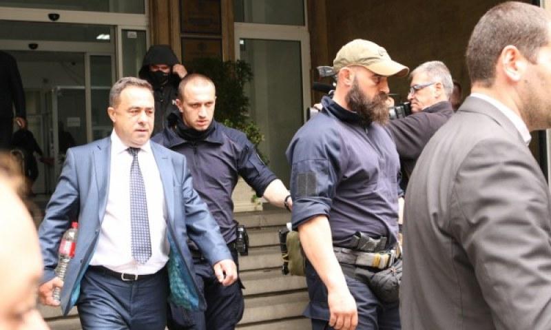 Зам.-министърът Красимир Живков и бизнесменът Атанас Бобоков остават в ареста