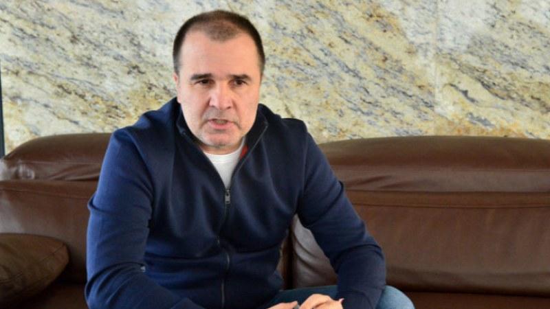 Разкриха новия спонсор на Левски