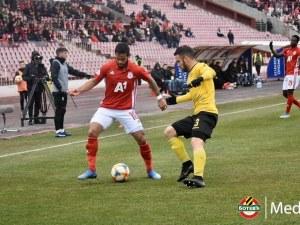 Ботев се раздели със защитника Димитър Пиргов