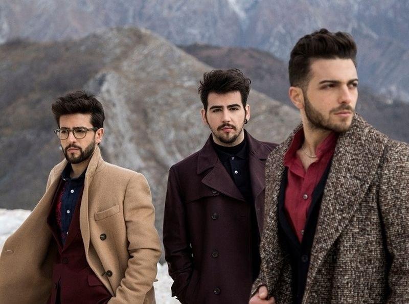 Италианското трио Il Volo мести концерта си в Пловдив през 2021 г.