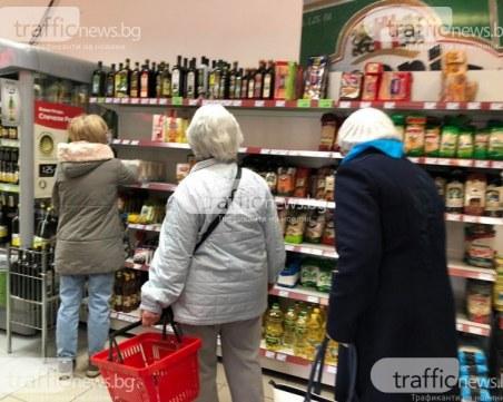 Имало ли е спекула по време на извънредното положение в Пловдив?