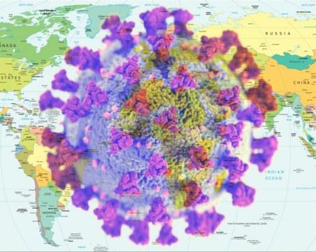 Нови 115 981 случая на COVID-19 по света, на Балканите също има леко повишаване на заразените