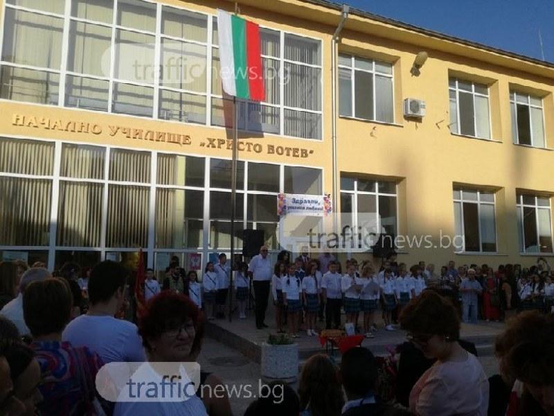 63-ма първолака са останали без училище след първо класиране в Пловдив