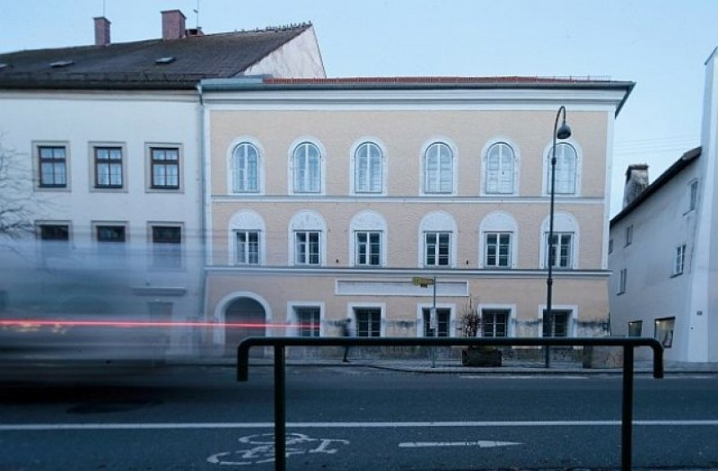 Превръщат къщата на Хитлер в полицейски участък