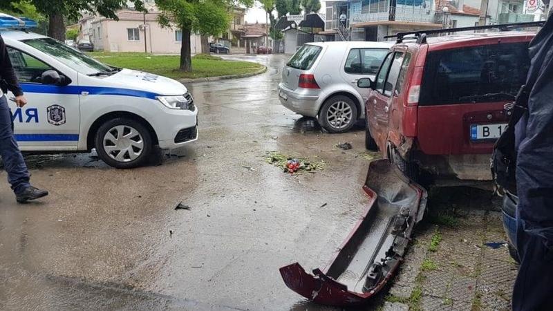 Шофьорът, помлял 7 коли във Варна: С 30 нарушения на пътя