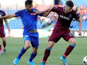 УЕФА отстрани лидера в Турция от евротурнирите