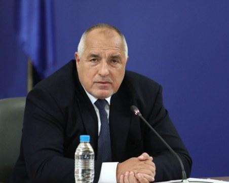 Борисов: И след 15 юни трябва да си мием ръцете! Който се притеснява – да носи маска!