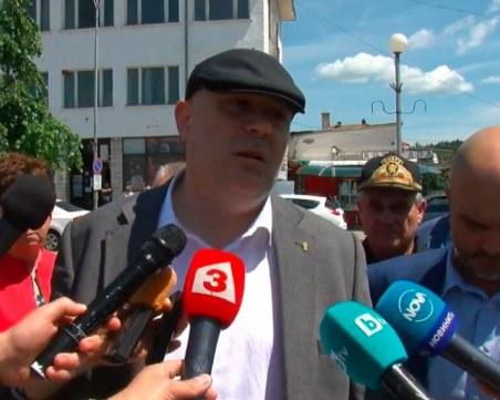 Главният прокурор: Целта ни е хората да живеят по-спокойно и по сигурно