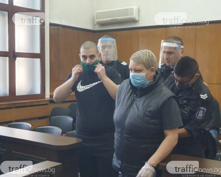 Майка и син, заклали мъж в Пловдив, не признават вина! Разпитват всички свидетели в съда