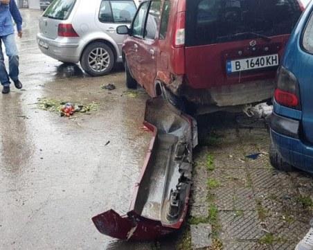 Шофьорът, помлял 8 коли във Варна – с положителен тест за дрога и биполярно разстройство