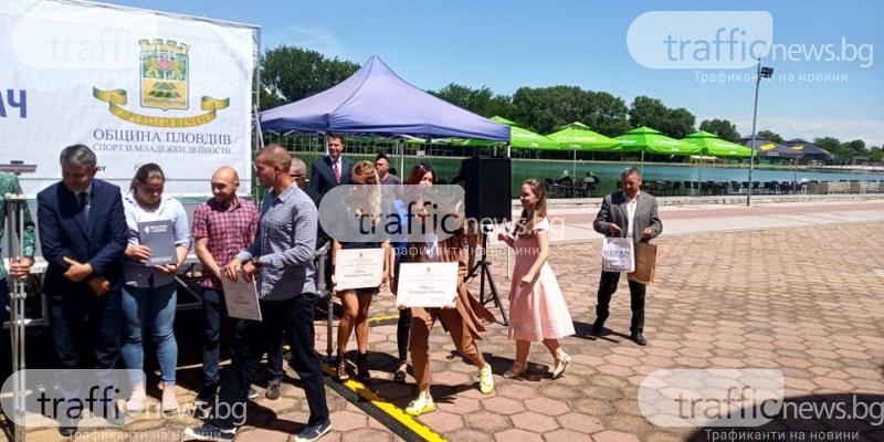 Биоразградим стол и платформа за български автори - сред най-иновативните проекти на младия Пловдив