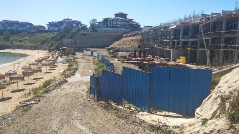 ДНСК проверява подпорната стена- хотел на Алепу по нареждане на Бойко Борисов