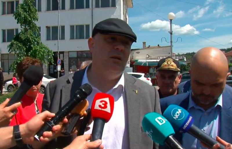 Главният прокурор: Целта ни е хората да живеят по-спокойно и по-сигурно