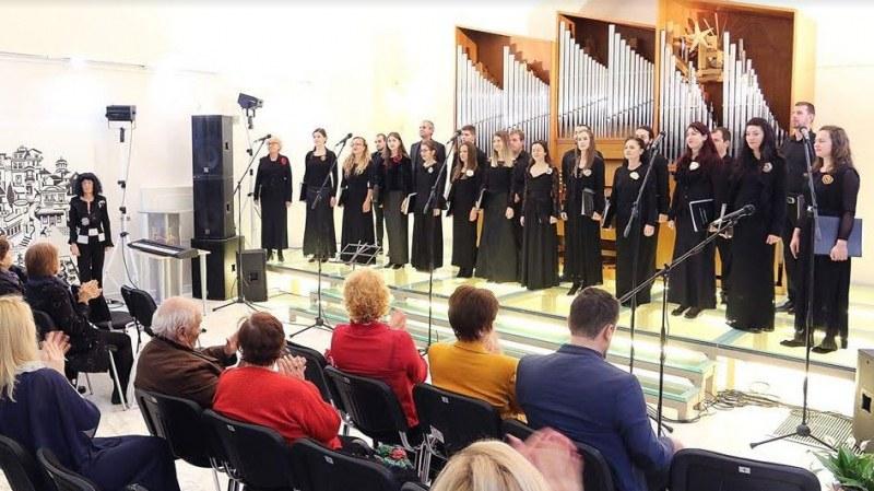 Пловдивски хор с награда от Ниш, участва и в онлайн концерт в Сибир