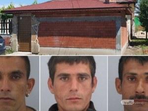 Ето ги тримата нападатели на баба Атанаска от Белозем