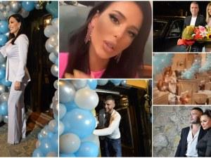 Семейство Ражнатович вдигнаха луд купон за новия член на фамилията си