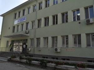Здравко Димитров приема голямо дарение за общинска болница от Петър Манджуков