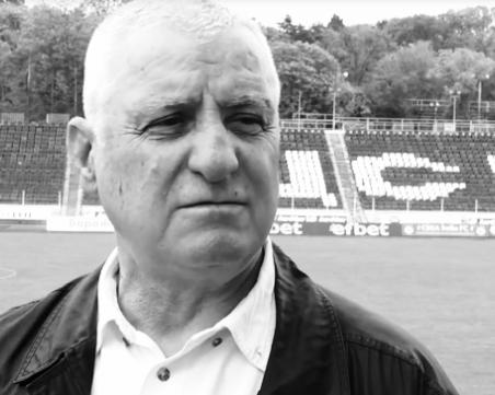 Почина легендата на ЦСКА Борис Гаганелов