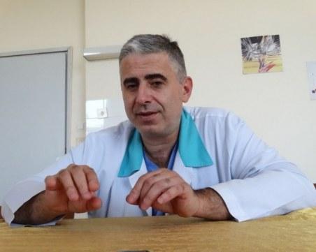 """Сложна операция в УМБАЛ """"Свети Георги"""