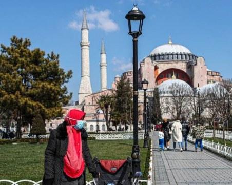 Въвеждат отново строги мерки в Турция