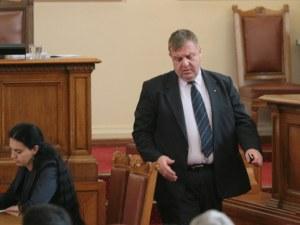 Каракачанов: Коронавирусът няма да спре модернизацията на армията